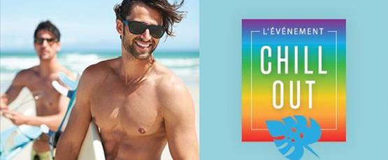 Air Canada Vacations celebrates Pride with the Chill Out Event!
