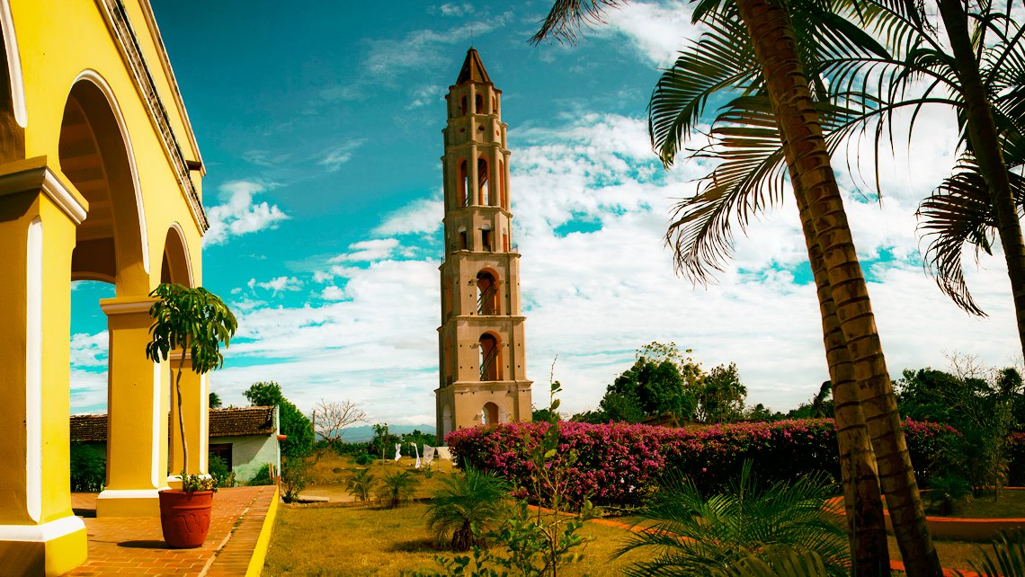 The Sugar Mills Valley, Trinidad, Sancti Spiritus