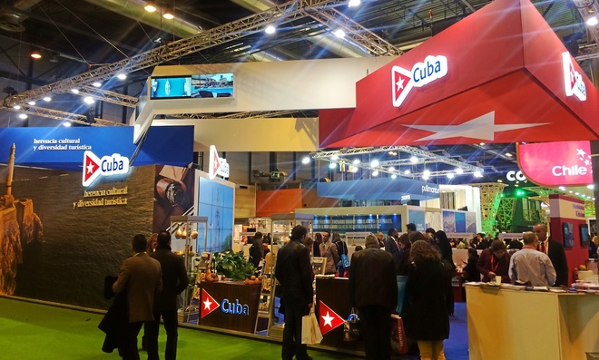 FITUR 2019 will be held in Madrid Spain this year.