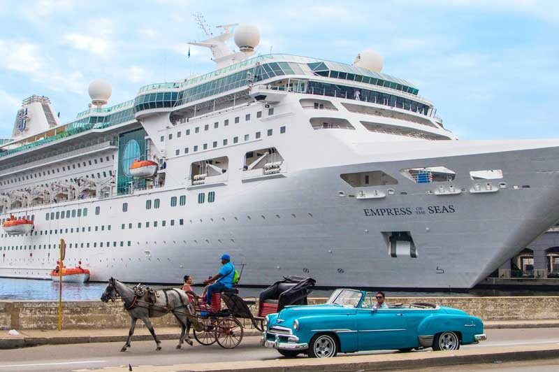 Cruisers that travel to Cuba.