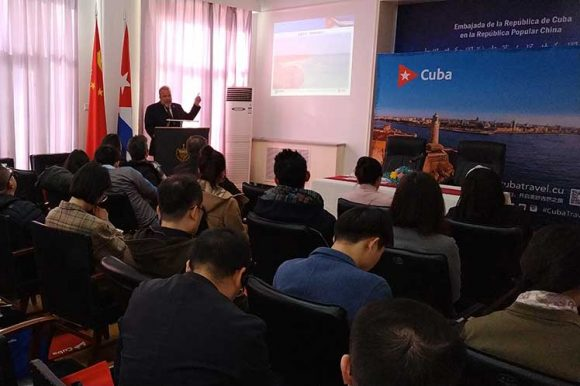 Cuba promotes its destination to the Chinese market