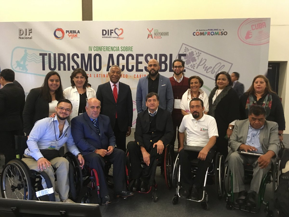 Conference concerning Accessible Tourism.