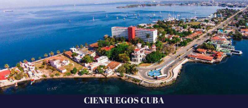 Cienfuegos, the pearl of the south, Cuba