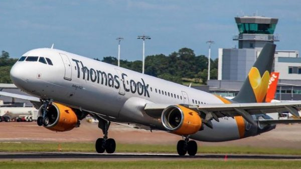 Thomas Cook Travel Agency, UK