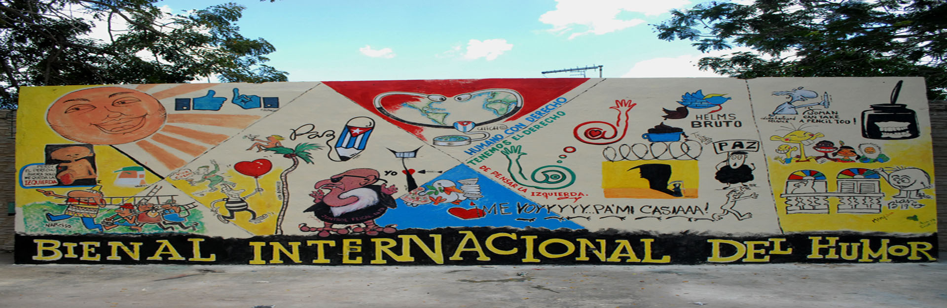 International Biennial of Humor,Artemisa Cuba Travel