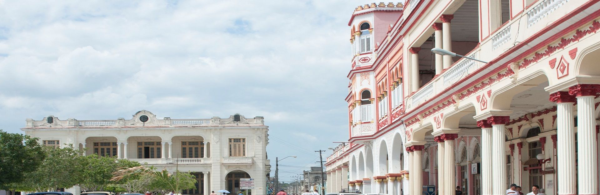 Architecture of Manzanillo, Granma, Cuba Travel