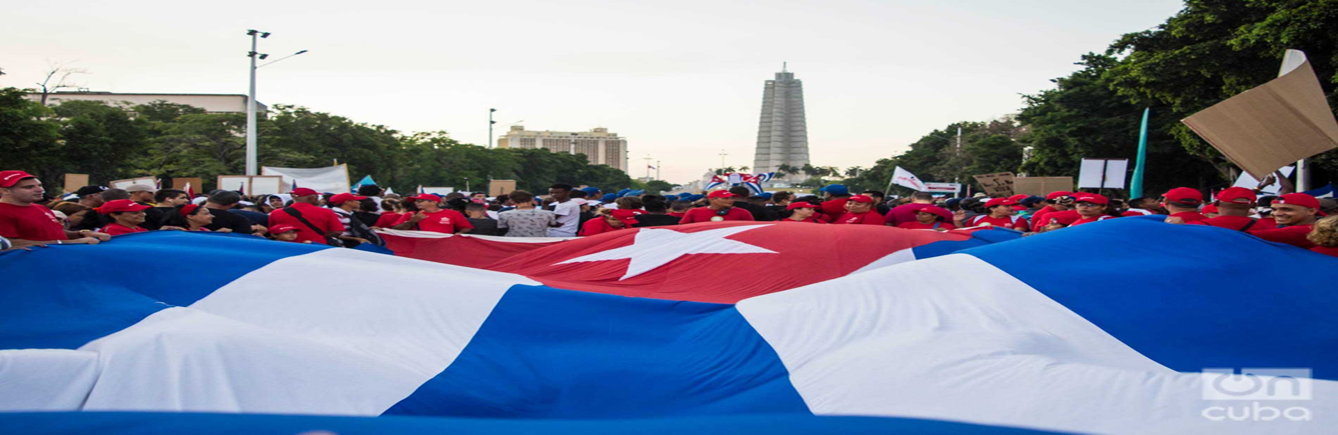 International workers day celebration, Cuba Travel