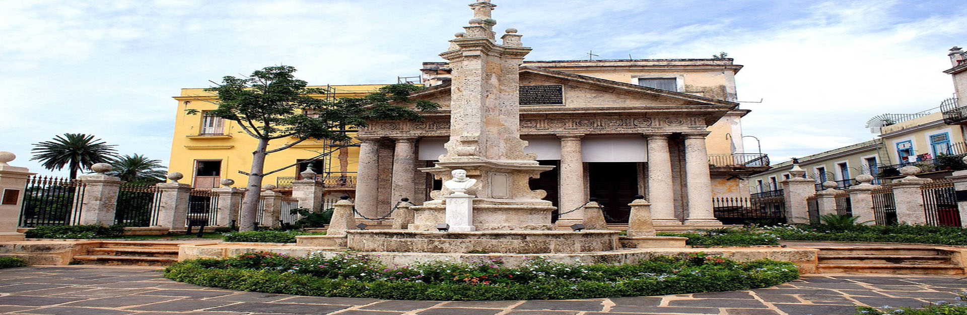 The Templete of Havana, Cuba Travel