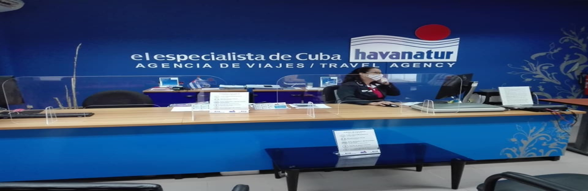 Havanatur Travel agency, Havana, Cuba Travel