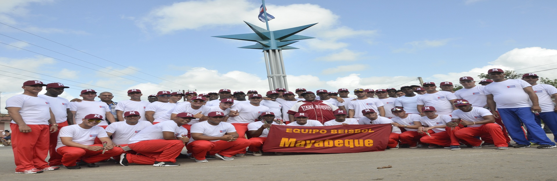Mayabeque´s baseball team, Cuba Travel