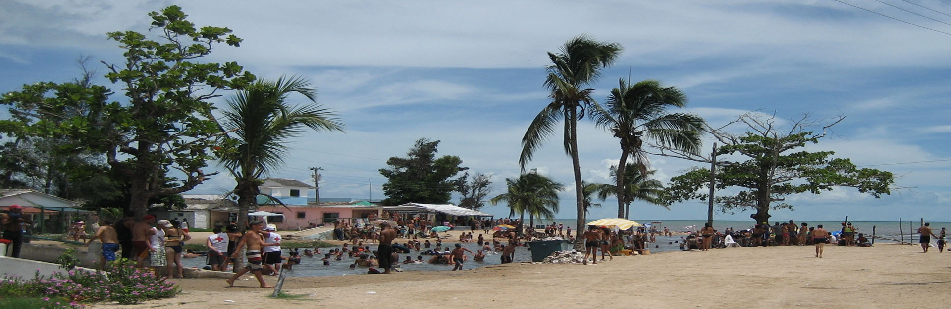 Mayabeque beach, Cuba Travel