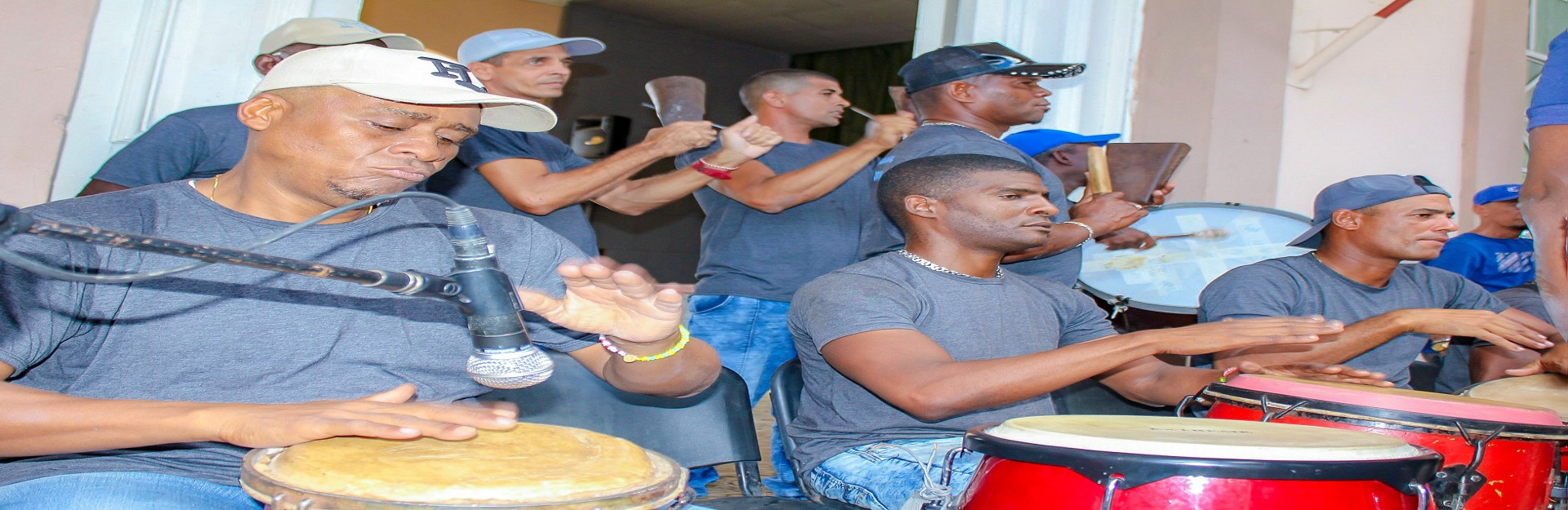 Percussionists from Bejucal, Cuba Travel