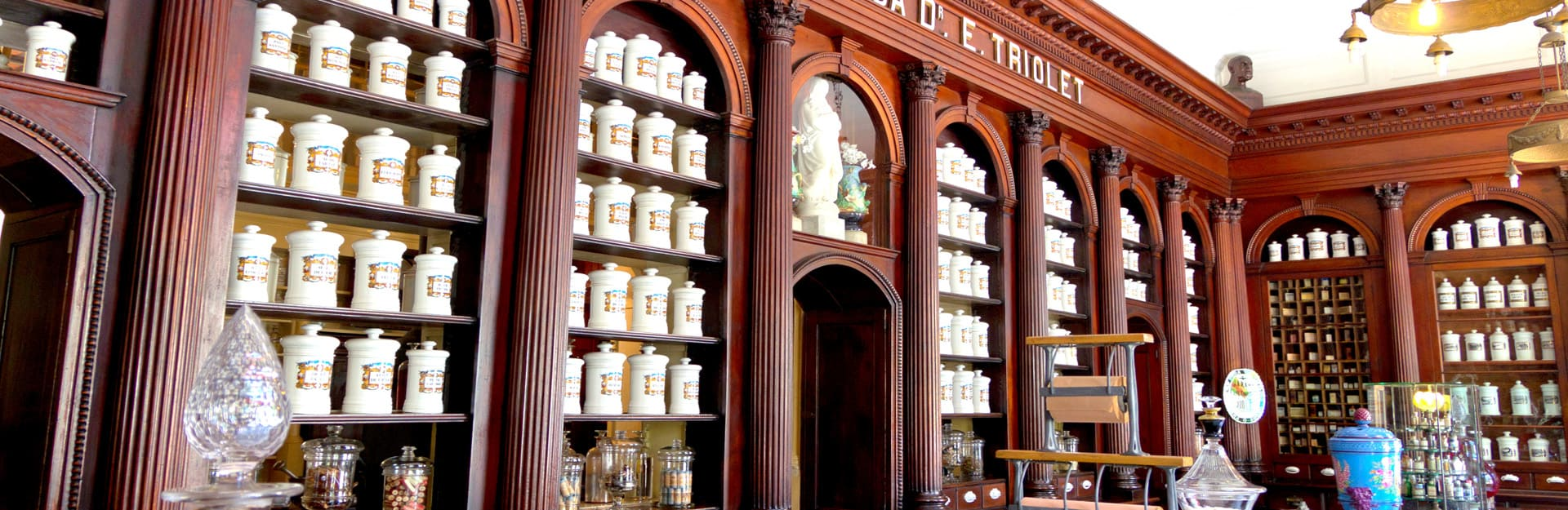 Pharmaceutical Museum, French heritage in Cuba, Matanzas City