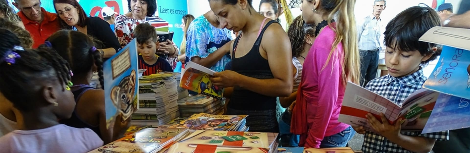 Book Fair, City of Matanzas, Cuba
