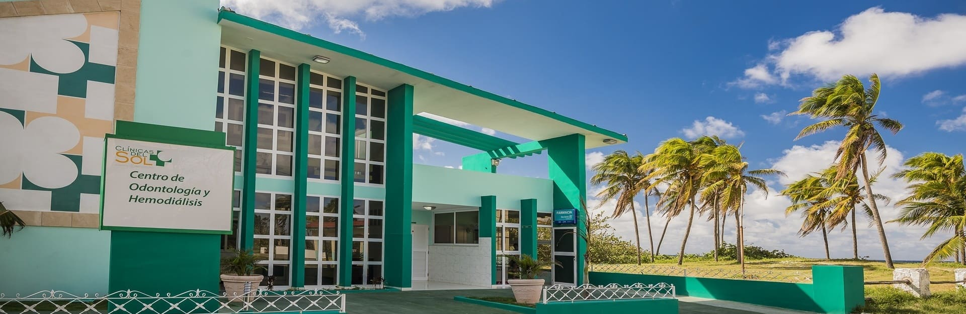 Dentistry and Hemodialysis Clinic, SMC, Varadero, Cuba