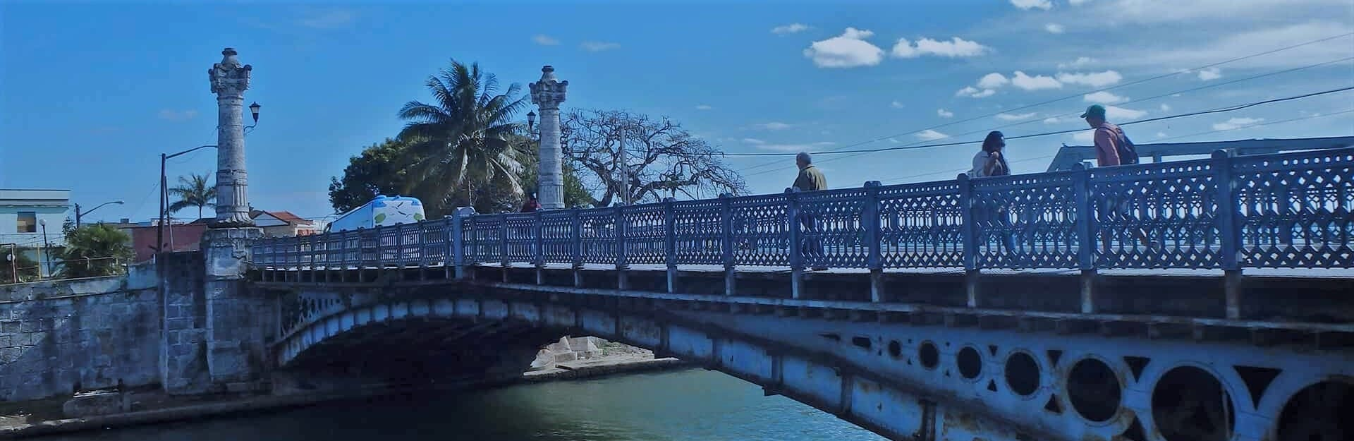 La Concordia Bridge, Matanzas City, Cuba