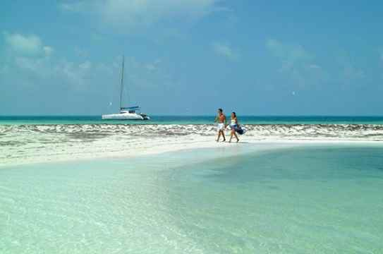 Paradiso beach, Cayo Largo