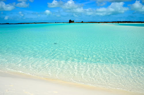 Playa Sirena, Cayo Largo, Isle of Youth, Cuba
