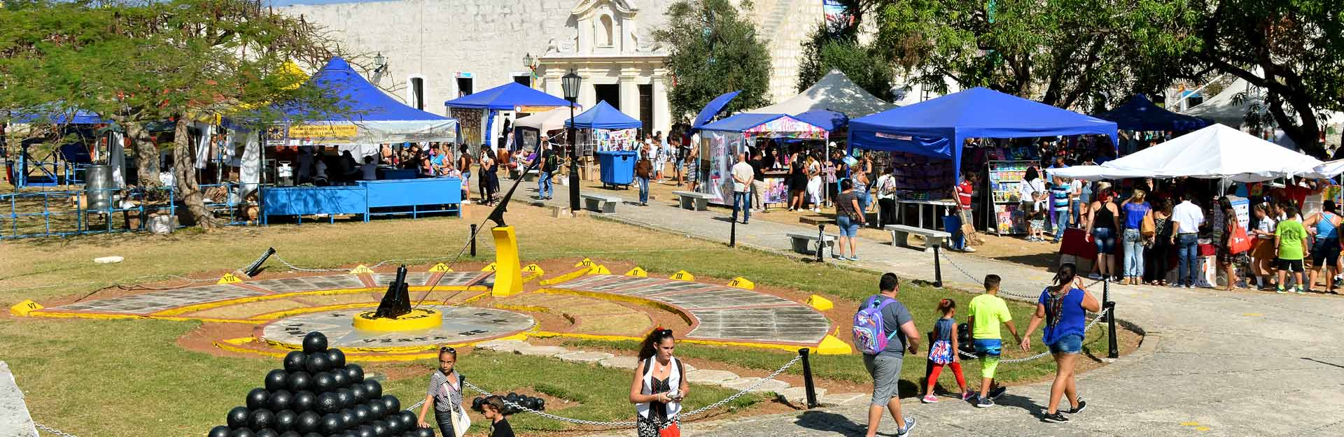 Book Fair, Event Tourism, Morro Complex - Cabaña, Cuba Travel