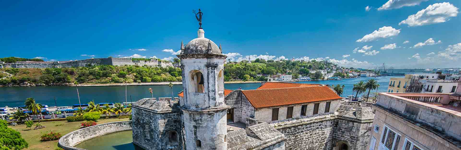 Castle of the Real Fuerza, Cuba Travel