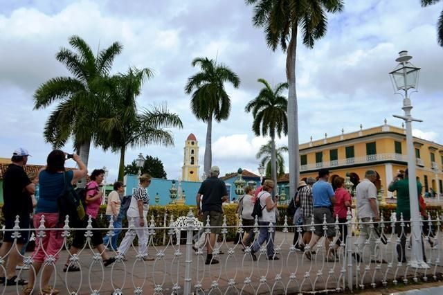 Cuba offers security to those who come to visit it.