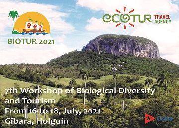 Book-now!-7th-Workshop-of-Biological-Diversity-and-Tourism-(BIOTUR)-Nature-Event, Holguín-Cuba